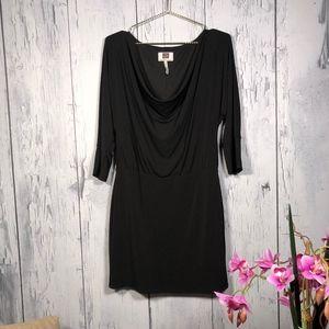 Laundry by Design Black Mini Dress Sz 8